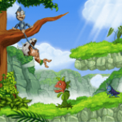Jungle Adventures 2
