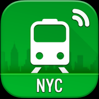 MyTransit NYC: Subway,Bus,Rail