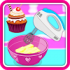 Bake Cupcakes – Cooking Games