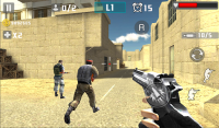 Gun Shot Fire War for PC