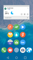 Pixel Icon Pack-Nougat Free UI for PC