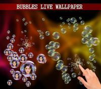 Photo Bubbles Live Wallpaper for PC