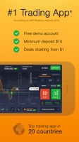 IQ Option - Binary Options for PC