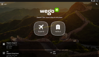 Wego Flights & Hotels for PC