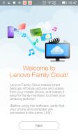Lenovo Family Cloud for PC