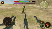 Dilophosaurus Survival for PC