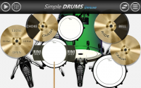 Simple Drums - Deluxe APK