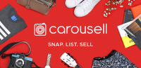 Carousell: Snap-Sell, Chat-Buy for PC