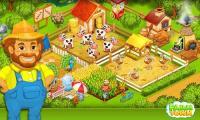 Farm Town:Happy City Day Story APK