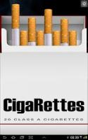Virtual cigarette smoking APK