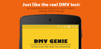 DMV Genie Permit Practice Test for PC