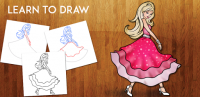 Learn to Draw Barby for PC