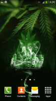 Weed Live Wallpaper for PC