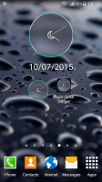 Night Clock Widget for PC