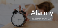 Alarmy (Sleep If U Can)- alarm for PC