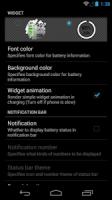 Battery Widget APK
