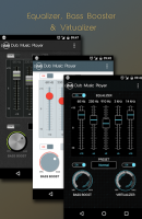 Dub Music Player + Equalizer for PC