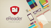 eReader Prestigio: Book Reader for PC