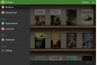 Universal Book Reader for PC