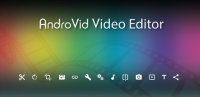 AndroVid - Video Editor for PC