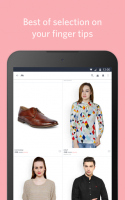 Myntra Online Shopping App for PC