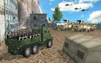 Drive Army Check Post Truck APK