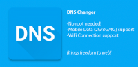 DNS Changer (no root 3G/WiFi) for PC