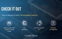 OlympTrade for PC