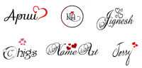 Name Art for PC