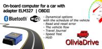 Olivia Drive   OBD2 - ELM327 for PC