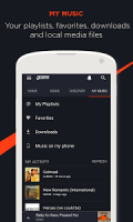 Gaana: Bollywood Music & Radio APK