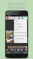Video to mp3 APK