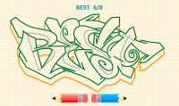 How to Draw Graffitis for PC