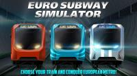 Euro Subway Simulator for PC