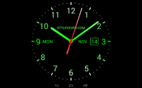 Analog Clock Live Wallpaper-7 APK