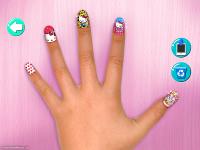 Hello Kitty Nail Salon APK