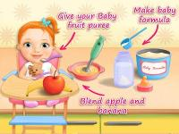 Sweet Baby Girl Newborn Baby APK