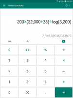 ClevCalc - Calculator for PC
