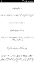 Fonts for FlipFont Romance APK