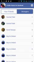 Profile Stalkers For Facebook for PC