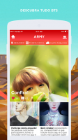 ARMY BTS Amino em Português for PC
