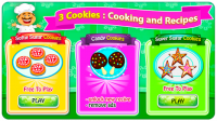Sweet Cookies - Game for Girls APK