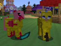 Crafting Mods Mine Little Pony for PC