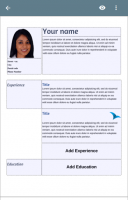 Free Resume App for PC